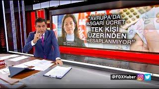 Fatih Portakal ERDOĞAN'a PATLADI ! - Asgari Ücret'e ne kadar zam geliyor ? Video