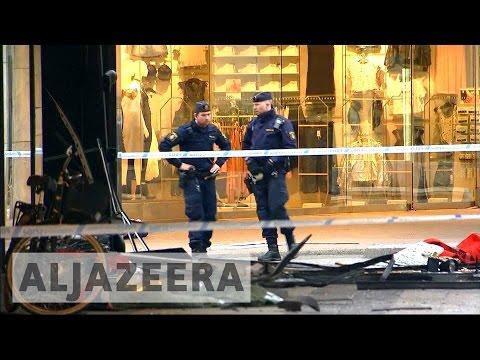 Suspect in Sweden truck attack arrested