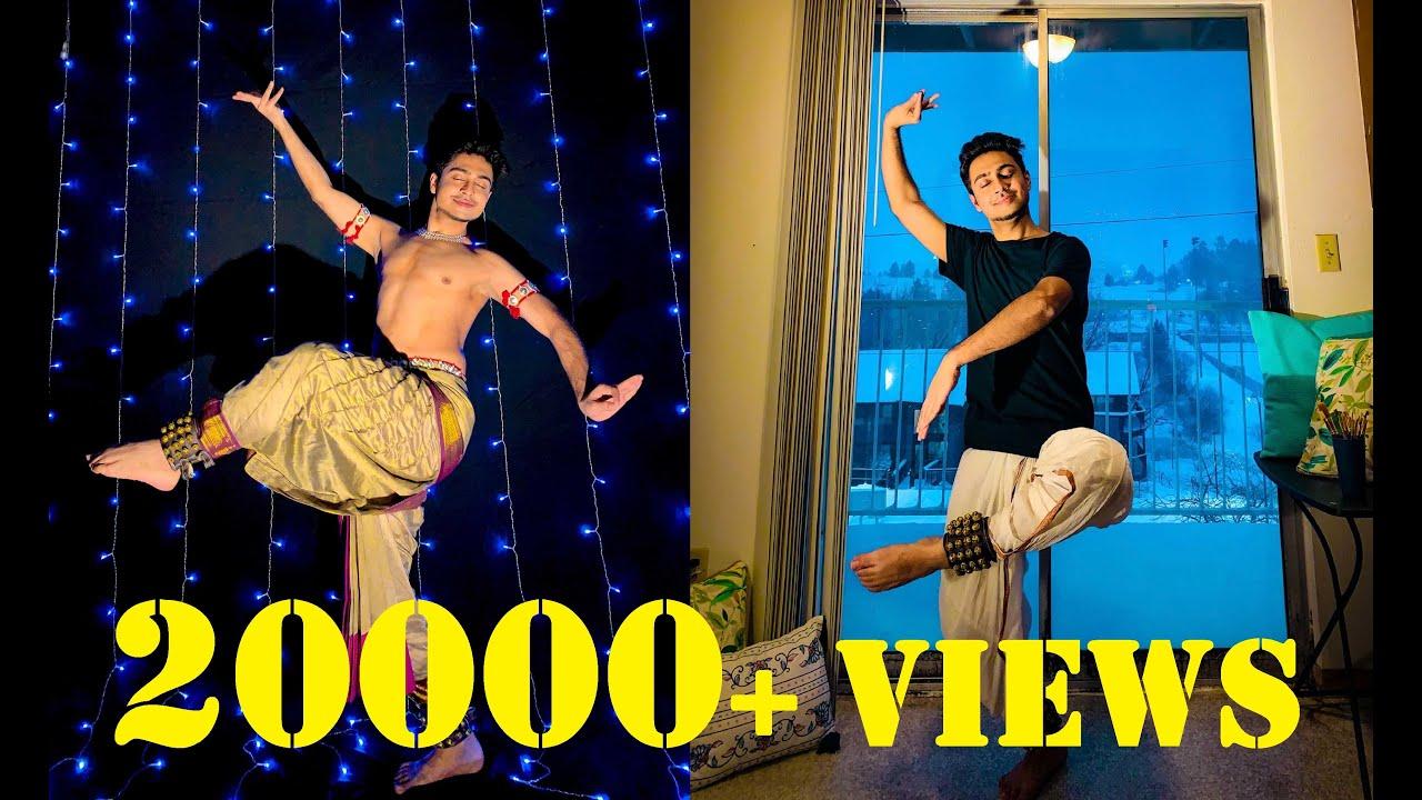 Aju Sakhi Muhu Muhu | Dance Cover | Dwaipayan Choudhury