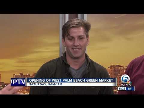West Palm Beach Green Market begins Oct. 6