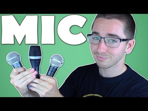 How To Hold A Microphone When Beatboxing