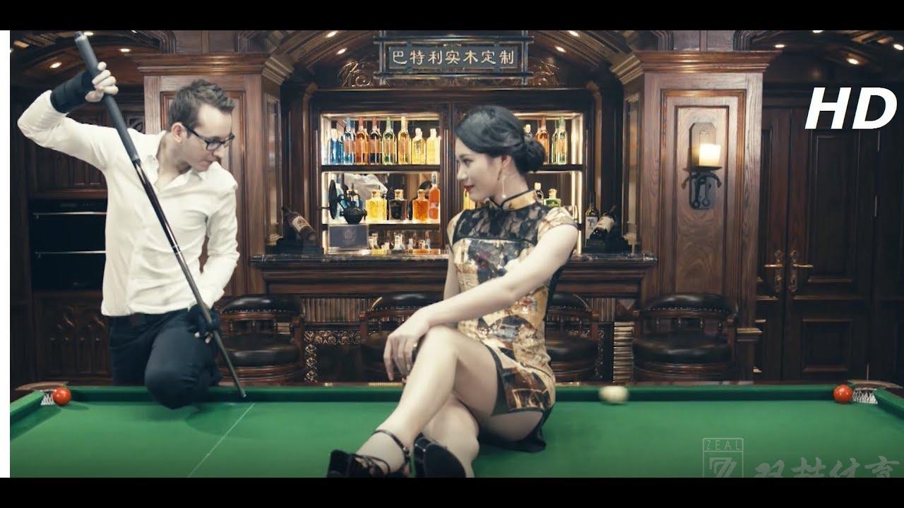 Chơi Bida Snooker 6 lỗ bên người đẹp gợi cảm đỉnh cao bida