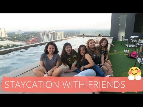 STAYCATION WITH FRIENDS | Azumi Boutique Hotel