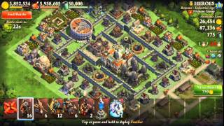 DomiNations Industrial Age Attacks, Defense, state of the game