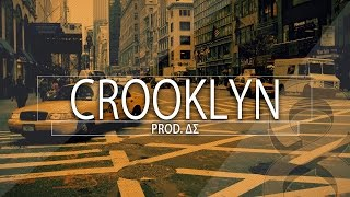 Dope Classic Old School Hip Hop Beat Notorious B.I.G. Type Rap Instrumental ~Crooklyn~ ( Prod. ΔΣ ) - Stafaband