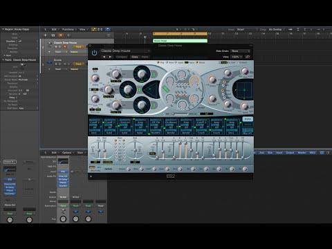 deep house organ Tutorial chord Deep, House, Tech , Techno, Dub MASSIVE