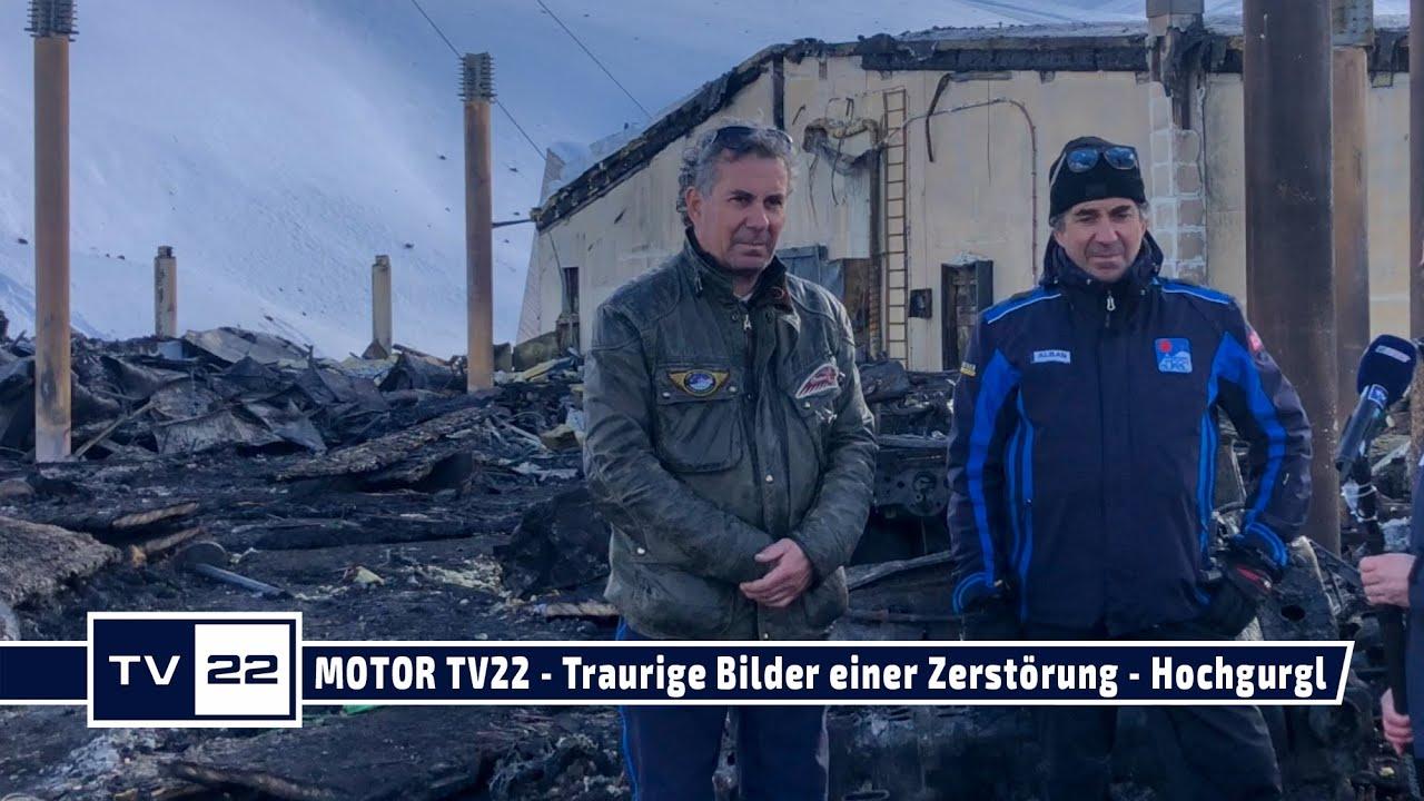 MOTOR TV22: TOP Mountain Motorcycle Museum - Traurige Bilder einer Zerstörung in Hochgurgl