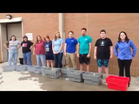 Walgreens Ice Bucket Challenge