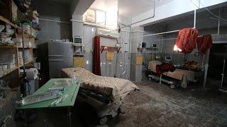 الكوادر الطبية تنذر .. هل ستصبح محافظة إدلب بلا مشافي؟ - هنا سوريا