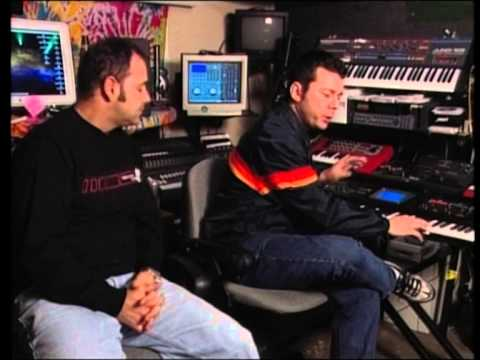 The Crystal Method about Roland V-Synth
