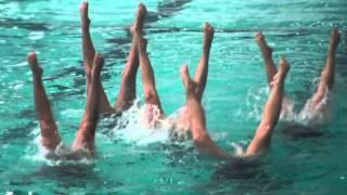 Синхронное плавание в МГТУ