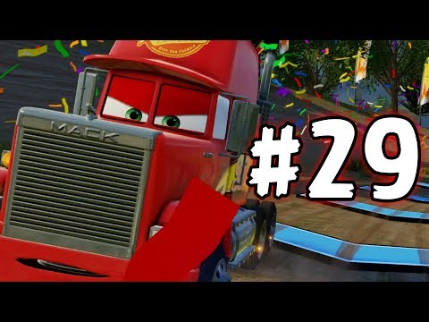 CARS 3 - The Videogame - Part 29 - The Mack Master!
