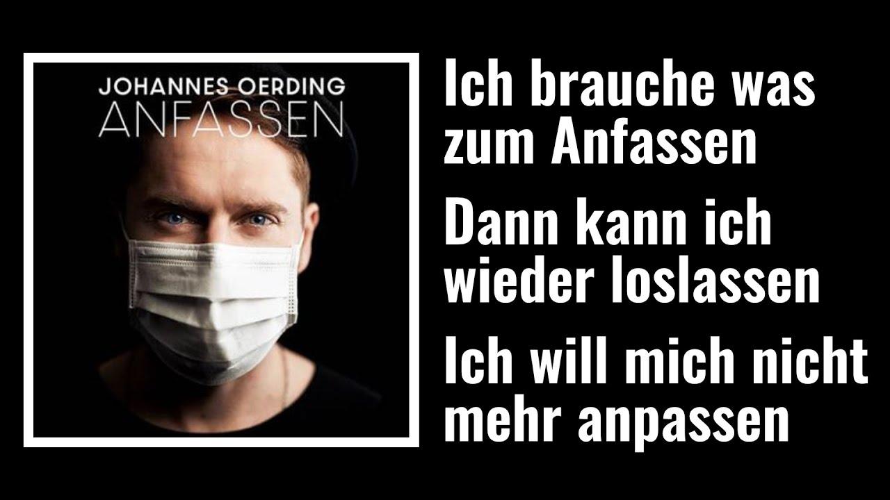 Johannes Oerding Lyrics