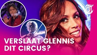 Zo pittig is Glennis' finale!
