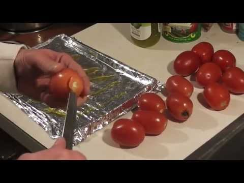 How to make spaghetti sauce with just tomato