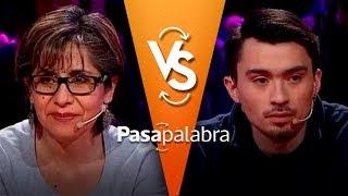 Pasapalabra | Ledy Osandón vs Nicolás Gavilán