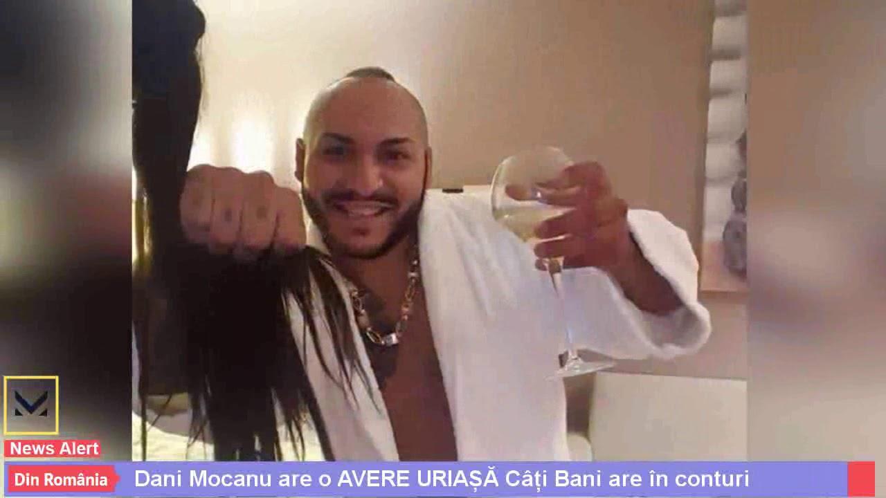 Dani Mocanu are o AVERE URIAȘĂ Câți Bani are în conturi