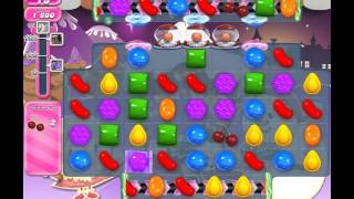 Candy Crush Saga Level 1400 (No booster)