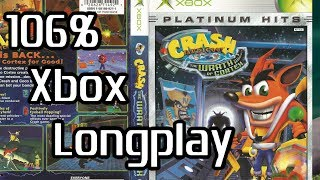 Crash Bandicoot: The Wrath of Cortex 106% LONGPLAY - Crash 4 Xbox 1080p 60fps