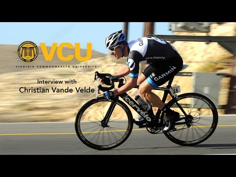 VCU Exercise Science: Christian Vande Velde Interview