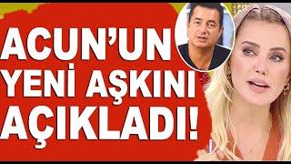 Ece Erken'den Acun Ilıcalı'nın yeni sevgilisi hakkında çarpıcı açıklama! / Magazin Turu