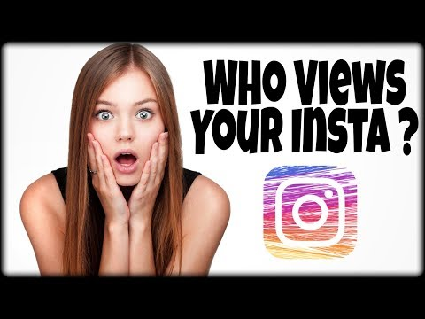 How do you see who views your photo on instagram free