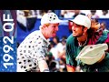 Jim courier vs andre agassi highlights us open 1992 quarterfinal mp3