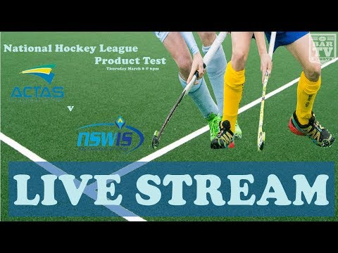 2018 National Hockey League 'product test' - ACTAS v NSWIS