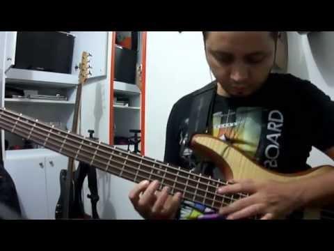Insomnium - Ephemeral (bass cover by Mauro Moncada)