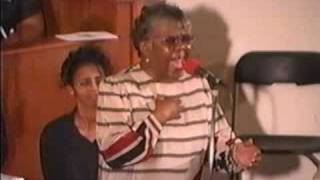 "Fellowship M.B.C. 1999 Workshop, Guest Soloist~Sis. Catherine Wright/ Min. Dwight Franklin ""He Knows Just What I Need"""