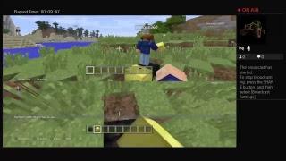 Minecraft live stream