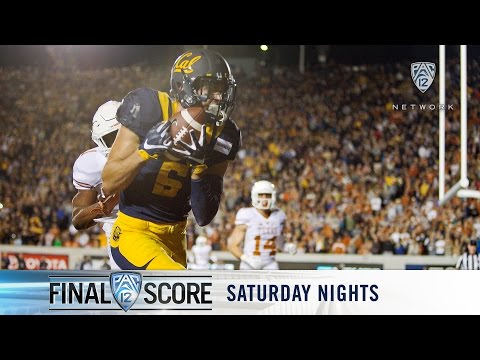 Highlights: California football outlasts Texas in offensive onslaught