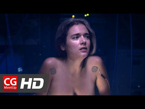 "CGI Sci-Fi Short Film ""Synesthesia Sci-Fi Short Film"" by ArtFx"