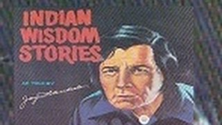 "Indian Wisdom Stories ""Coyote and Chipmunk"" as told by Jay Silverheels Native American"