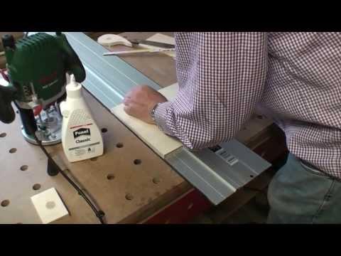 Führung für die Oberfräse nutzen - DIY