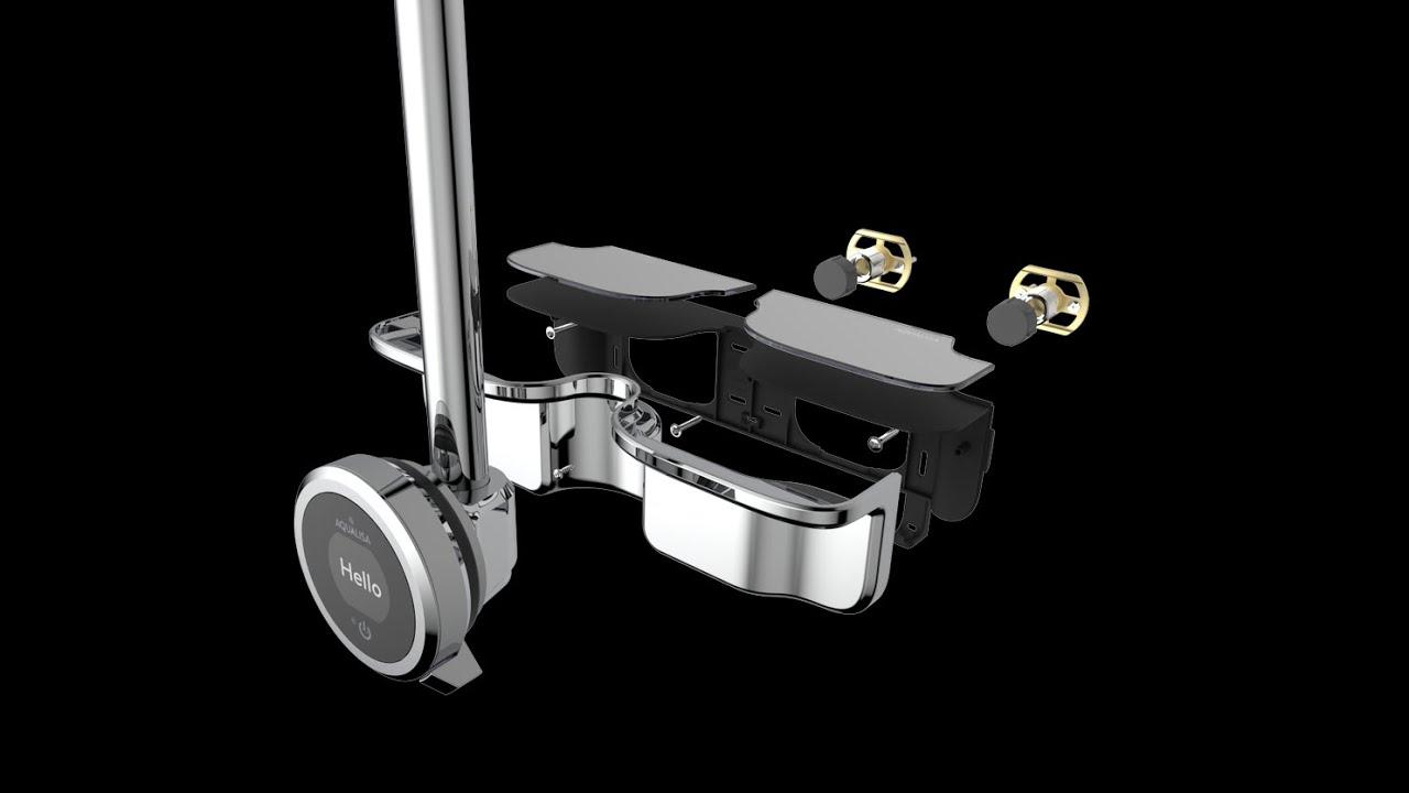 Quartz Smart Retrofit Shower Installation Video