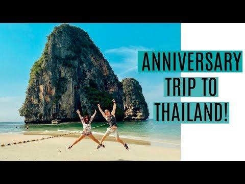 10 YR ANNIVERSARY TRIP TO THAILAND!