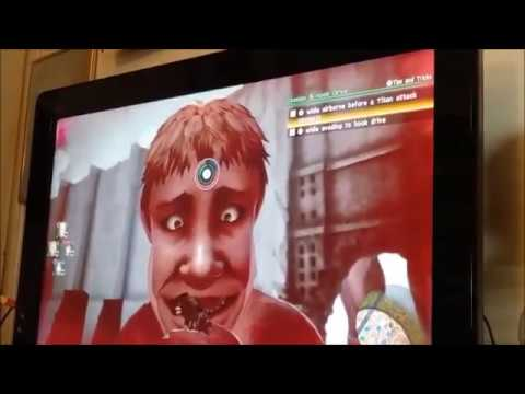 Please save me - Attack on Titan 2 game