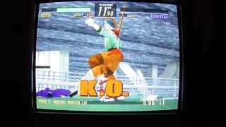 Sega Saturn - Last Bronx - NTSJ - Sega - AM1