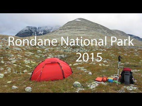 Rondane Nationalpark 2015