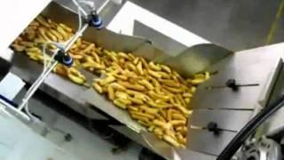 TECHNO D - Packaging machine for breadsticks