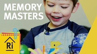 How To Remember Things - Psychology Experiments for Kids