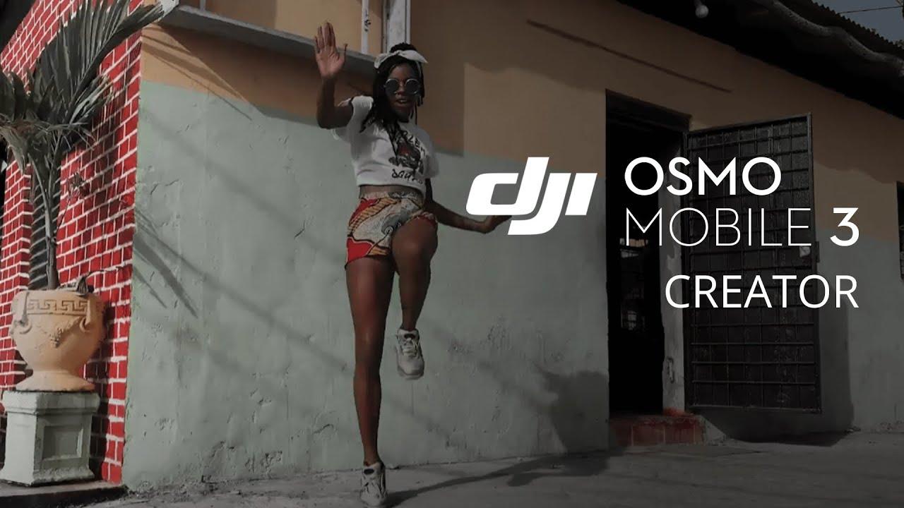 DJI Osmo Mobile 3 - Jiving na Jamajce (PL) DJI ARS