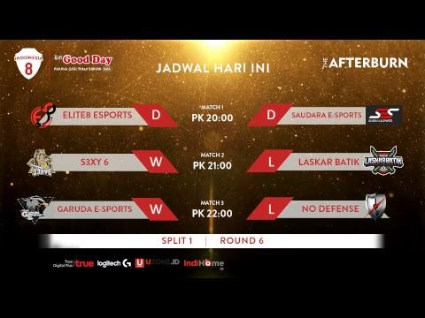INDONESIA 8 - Split 1 Ronde 6