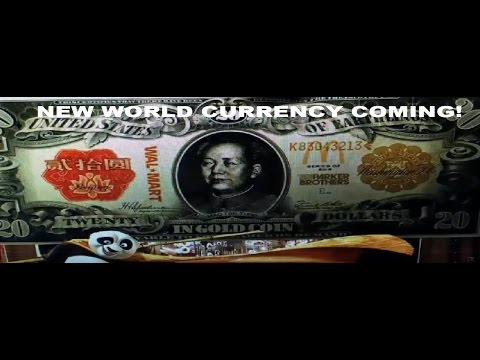 ALERT NEW WORLD CURRENCY COMING!