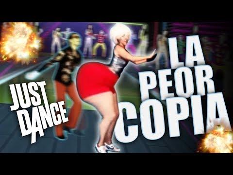 LA PEOR COPIA DEL JUST DANCE!!!