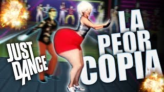 LA PEOR COPIA DEL JUST DANCE!!!