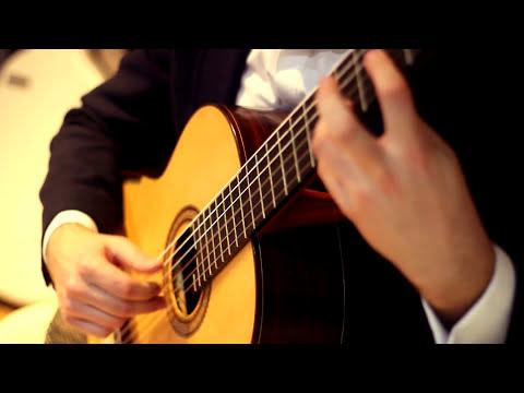 Classical Guitar - Isaac Albéniz - Granada (Seranata) No. 1 from Suite Española, Op.47 (arr. Bonell)