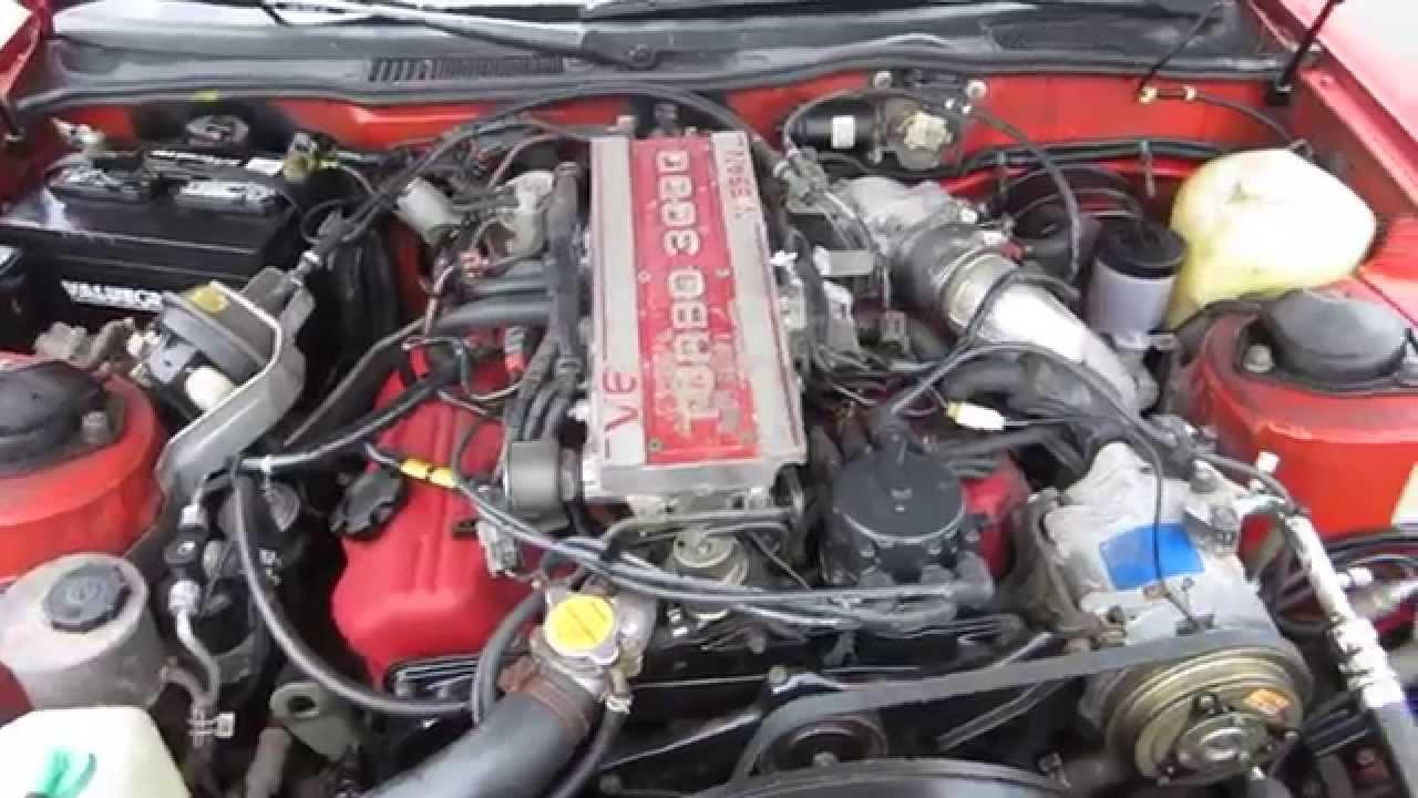Nissan 300zx Engine Diagram 1992