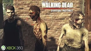 The Walking Dead: Survival Instinct - Xbox 360 / Ps3 Gameplay (2013)